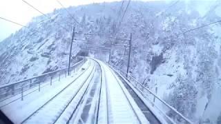 GoTrain - Lötschberg im Schnee