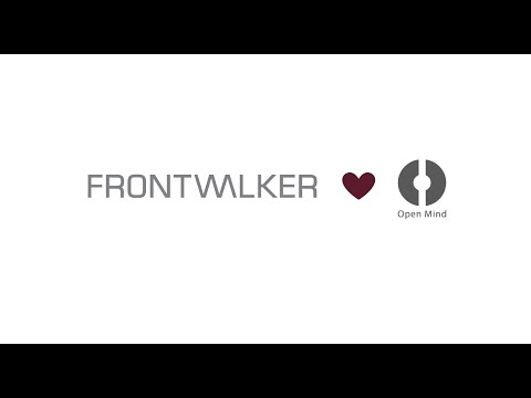 Frontwalker & Open Mind