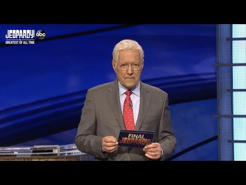 Final Jeopardy! Match 2 – Jeopardy! The Greatest of All Time