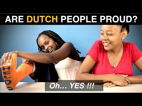 Are DUTCH people PROUD? photo