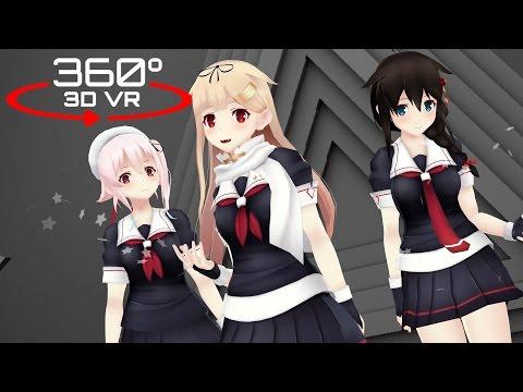 360 3D 4K | MMD Koshitantan