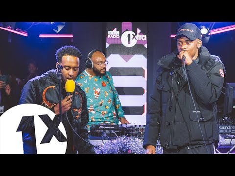 Not3s & Shakka - No Drama @ 1Xtra's Xmas Party