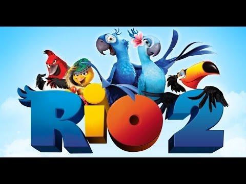 Rio 2 3D tears trailer