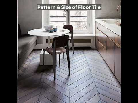 Dark Wood Porcelain Tile