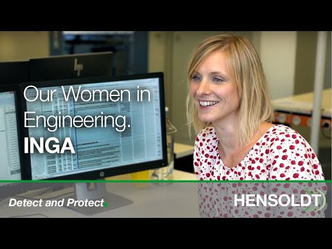Our Women In Engineering - Inga Binder