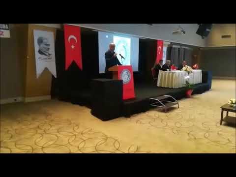 Mustafa Akyürek Eskişehir 2. Nolu Şube 1. Olağan Genel Kurul Konuşması