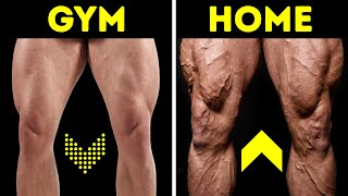 9-Minute Home Workout for Strong Legs Without Weights