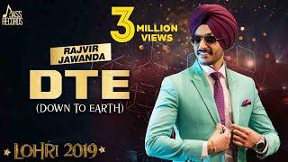 DTE (Down To Earth) – Rajvir Jawanda