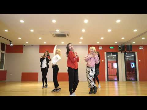 MERA组合《TWICE - Heart Shaker》Dance Cover