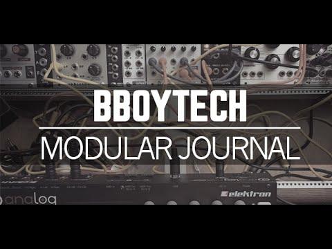 BBoyTech Modular Journal - Episode 1