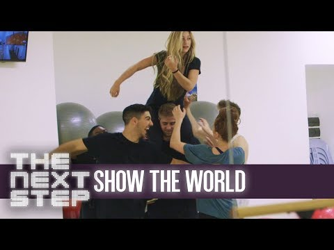 The Next Step: Show the World - Going On Tour (Episode 1)