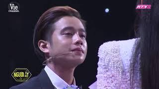 Lê Lộc khóc khi từ chối tình cảm của diễn viên Tuấn Dũng