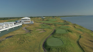 Whistling Straits- A Drone's point of view (Site of 2015 PGA Championship)