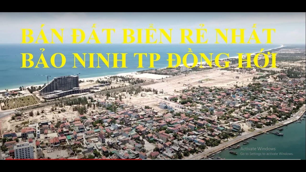 Chỉ với hơn 1 tỷ là sở hữu đất rẻ Bảo Ninh, Đồng Hới, gần KĐT Sa Động, Sa Kê Quán, trường mầm non video