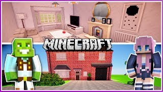 I Built Our Real House in Crazy Detail!! (with LDShadowlady)