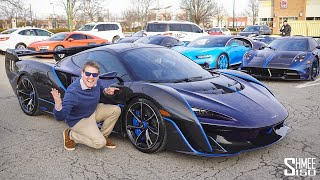 My Dream First Drive in the MCLAREN SABRE! Epic Hypercar Convoy with Triple F