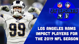 Los Angeles Rams Impact Players For The 2019 NFL Season | NFL