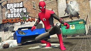 SPIDER-MAN: FAR FROM HOME!! (GTA 5 Mods)