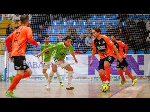 Pescados Ruben Burela - Palma Futsal Jornada 13 Temp 19-20