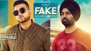 Fake – Gopi Sandhu Ft Karan Aujla