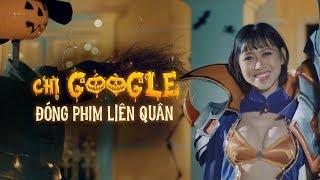 Chị Google đóng phim ngắn Halloween của Liên Quân - Garena Liên Quân Mobile