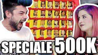 SPECIALE 500.000 ISCRITTI - INDOVINA GLI YOUTUBERS CHALLENGE