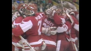 1991 Men's Beanpot Championship: Boston University vs. Boston College