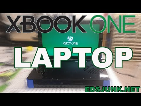 XBOOK ONE - The XBOX ONE Laptop