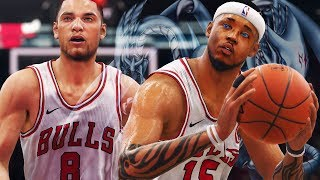 NBA LIVE 18 The One #11 - Signing Shoe Deal! 90 Overall! THE BLUE EYED DRAGON!!