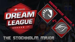Day 2 / Bo3 / DreamLeague Season 11 Stockholm Major  / Dota 2 Live