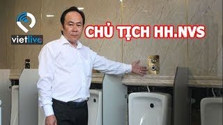 Cửa hàng thịt Thanh Niên hay Hiệp Hội Nhà Vệ Sinh Việt Nam