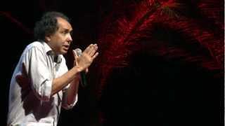 Fala que eu (não) te escuto: Claudio Thebas at TEDxJardimBotânico