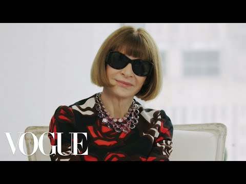 Anna Wintour Breaks Down the Best Moments of New York Fashion Week | Vogue