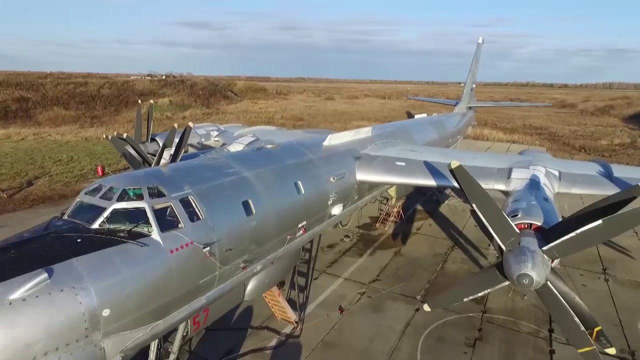 Ту-95 вчера и сегодня: к годовщине первого полета