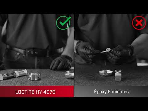 LOCTITE HY 4070 vs. Epoxy 5 minutes - L'adhésif le plus polyvalent de votre boîte à outils