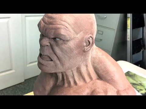 MOST AMAZING Time Lapse CLAY SCULPTING Videos - Clay 3D Art Sculptures - Talented Sculptor Artists