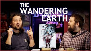 The Wandering Earth (2019) Netflix Sci-fi Movie Review