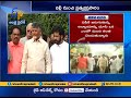 Chandrababu Press Meet After Meeting President