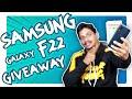 Samsung Galaxy F22 Unboxing Telugu