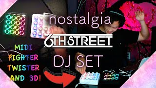 nostalgia. | future bass and melodic dubstep || 30 minute DJ mix || MIDI FIGHTER TWISTER AND 3D
