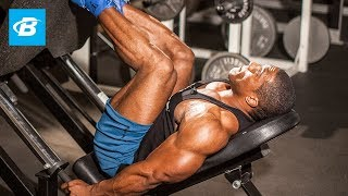 XXL Leg Workout | Lawrence Ballenger