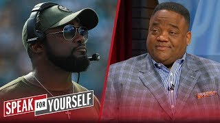 Mike Tomlin is thrilled AB & Le'Veon are no longer his issue — Whitlock | NFL | SPEAK FOR YOURSELF