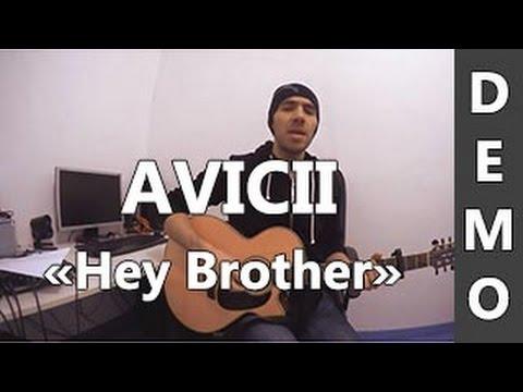 Baixar Avicii - Hey brother - DEMO Guitare