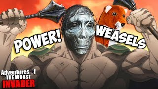 Dark Souls 3 PvP: THE POWER OF POISEVERANCE (Adventures Of The Worst Invader)