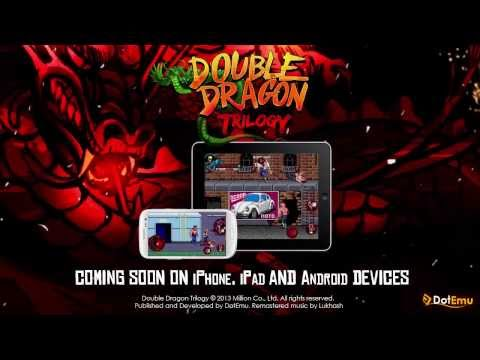 DOUBLE DRAGON TRILOGY - IOS / ANDROID TRAILER (official)