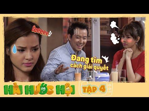 Hài Hước Hội | Tập 4: Hari Won CHỬI LỘN khô máu với người yêu vì kẻ thứ 3 Phương Trinh Jolie xen vào