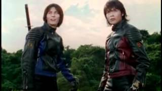[Việt sub] Abaranger vs Hurricanger part 3