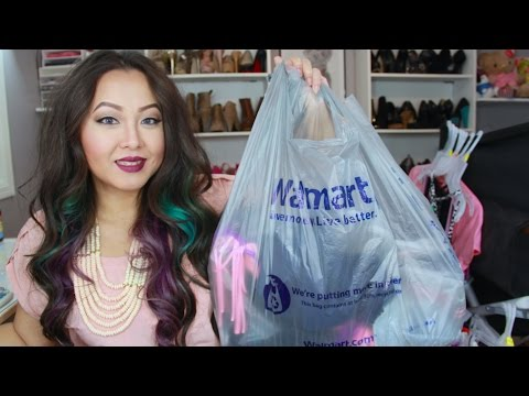 $1 Walmart Clothing Haul