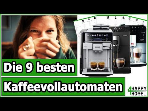 Kaffeevollautomat kaufen 2019 - Die 9 besten Kaffeevollautomaten im Vergleich [3 Preisklassen]