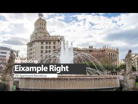 Eixample Dreta/Eixample Right in Barcelona - A Short Guide